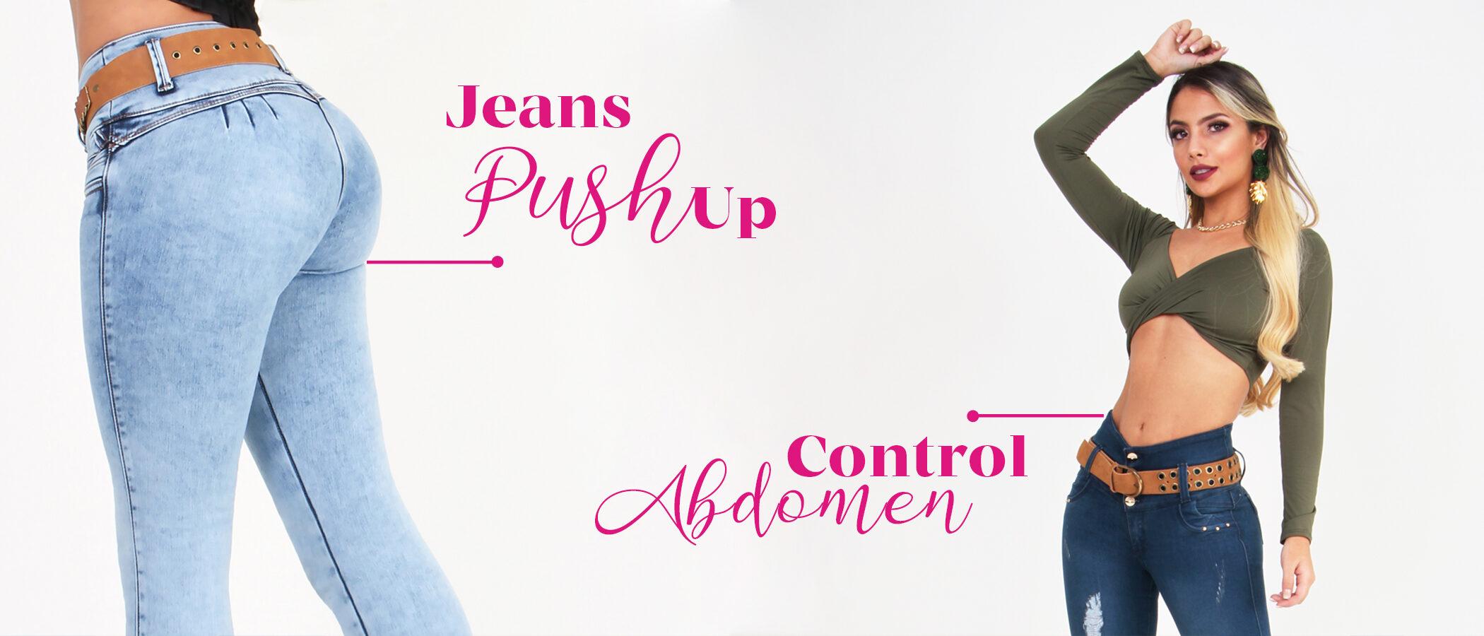 Jeans De Hombre Colombianos Waoo Jeans